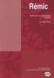 SFM - Rémic 2010 - Référentiel en microbiologie médicale.