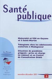 François Alla - Santé publique N° 6, Novembre-décem : .