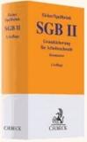 SGB II - Grundsicherung für Arbeitsuchende.