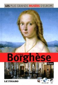Shaaron Magrelli - La Galerie Borghèse, Rome. 1 DVD