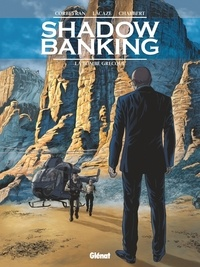 Corbeyran - Shadow Banking - Tome 03 - La Bombe Grecque.