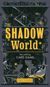 Shan Jiang - The Shadow World - A sci-fi Storytelling Card Game.