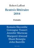 Shani Boianjiu et Romain Slocombe - Extraits Rentrée littéraire Robert Laffont 2014.