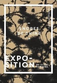 Shanqing Jiang - Encres de chine - Catalogue d'exposition de jiang shanqing.