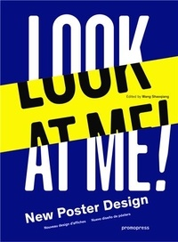 Shaoqiang Wang - Look at me ! - New Poster Design.