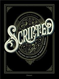Histoiresdenlire.be Scripted - Custom Lettering in Graphic Design Image