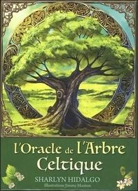 L'oracle de l'arbre celtique- Contient 1 livre et 25 cartes - Sharlyn Hidalgo |