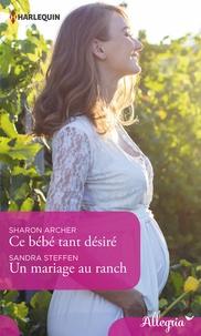 Ebooks epub téléchargez Ce bébé tant désiré - Un mariage au ranch MOBI iBook DJVU