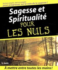 Deedr.fr Sagesse et spiritualité pour les nuls Image