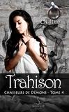 Sharon Kena - Chasseurs de démons  : Trahison.