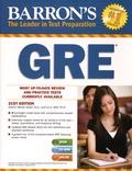Sharon Weiner Green et Ira-K Wolf - Barron's GRE. 1 Cédérom