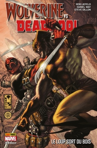 Wolverine vs Deadpool - 9782809472103 - 19,99 €