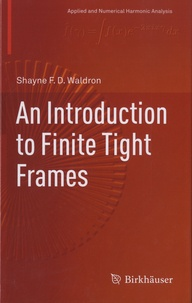 Deedr.fr An Introduction to Finite Tight Frames Image