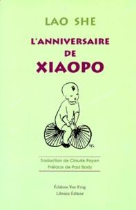 Histoiresdenlire.be L'anniversaire de Xiaopo Image