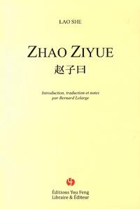 She Lao - Zhao Ziyue.