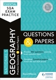 Sheena Williamson - Essential SQA Exam Practice: National 5 Geography Questions and Papers.