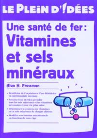 Vitamines et minéraux - Sheila Buff |
