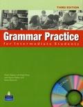Sheila Dignen et Brigit Viney - Grammar Practice for Intermediate Student Book. 1 Cédérom
