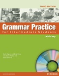 Sheila Dignen - Grammar practice Intermediate. - Book with key and Cd-rom.