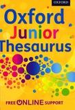 Sheila Dignen - Oxford Junior Thesaurus.