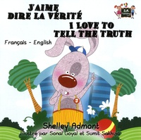 Shelley Admont - J'aime dire la vérité - I Love to Tell the Truth.