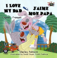Shelley Admont - J'aime mon papa.