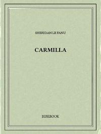 Sheridan Fanu - Carmilla.