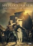 Sylvain Cordurié - Sherlock Holmes - Les Chroniques de Moriarty T02 - Accomplissement.