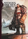 Sylvain Cordurié - Sherlock Holmes Society T04 - Contamination.