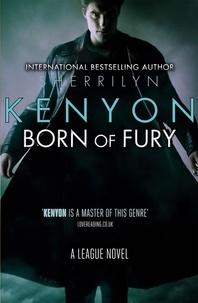 Sherrilyn Kenyon - Born of Fury - Number 6 in series.