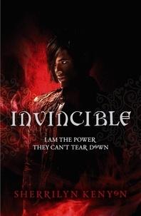 Sherrilyn Kenyon - Invincible - Number 2 in series.