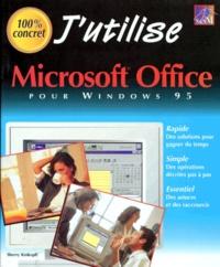 Accentsonline.fr J'UTILISE MICROSOFT OFFICE POUR WINDOWS 95 Image