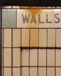 Sherwood Forlee - Walls - Des pages à graffer, tagger, gribouiller.