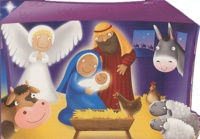 Sheryl Bone - La naissance de Jésus.