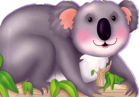 Sheryl Bone - Le koala.