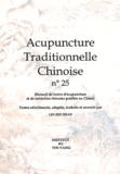 Shi Shan Lin - Acupuncture traditionnelle chinoise n° 25.