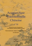 Shi Shan Lin - Acupuncture traditionnelle chinoise n° 30.