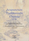 Shi Shan Lin - Acupuncture traditionnelle chinoise n° 33.