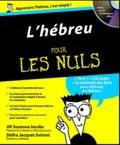 Shifra Jacquet-Svironi et Jill Suzanne Jacobs - L'hébreu pour les nuls. 1 CD audio