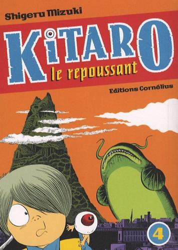 Shigeru Mizuki - Kitaro le repoussant Tome 4 : .