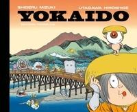 Shigeru Mizuki et  Hiroshige - Yokaido.