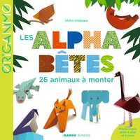Lemememonde.fr Les Alphabêtes - 26 animaux à monter Image