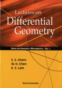 Serie on University Mathematics - Volume 1, Lectures on Differential Geometry.pdf