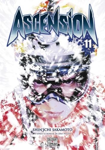 Shin'ichi Sakamoto - Ascension Tome 11 : .