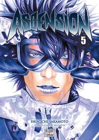 Shin'ichi Sakamoto - Ascension Tome 5 : .