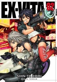 Shin-Ya Komi - Ex-vita Tome 2 : .