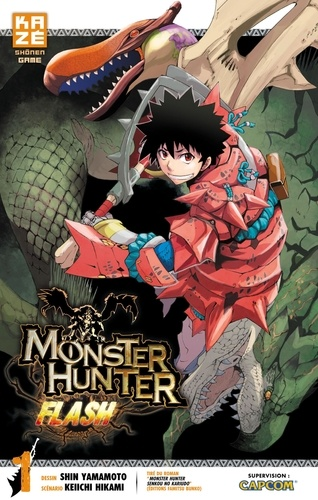 Monster Hunter Flash Tome 1