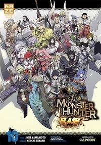 Shin Yamamoto - Monster Hunter Flash Tome 10 : .