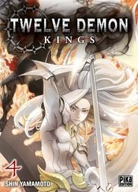 Shin Yamamoto - Twelve Demon Kings Tome 4 : .