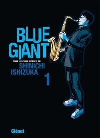 Shinichi Ishizuka - Blue Giant - Tome 01 - Tenor saxophone - Miyamoto Dai.